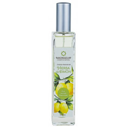 Colonia Natural de Hierba de Limón Spray 100ml. Madreselva Cosmética Natural