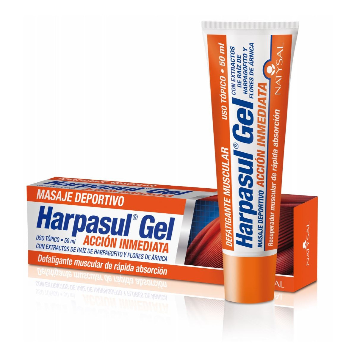 Harpasul® Gel 50 ml. Natysal