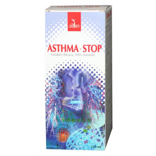 Asthma-Stop 250ml. Lusodiete