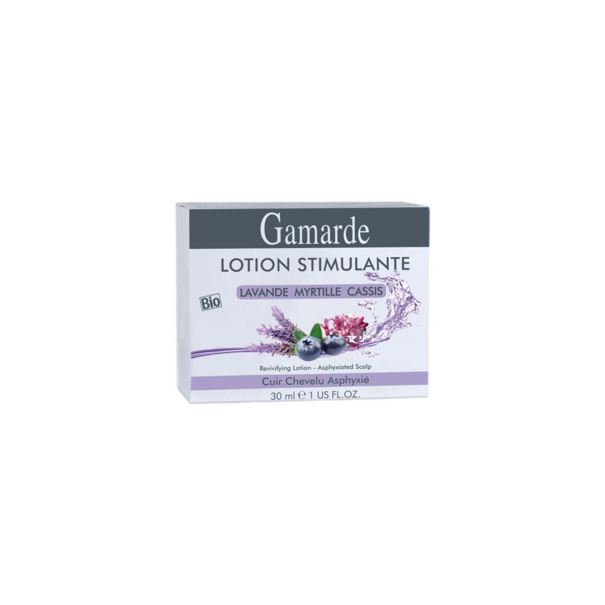 Ampollas Revitalizantes 6 de 5 ml. Gamarde