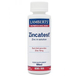 Zincatest (líquido) 100ml