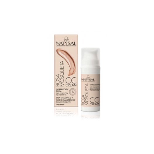CC Cream Rosa Mosqueta 50ml