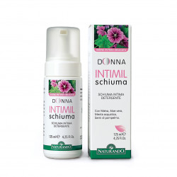 Intimil Espuma 125ml. Naturando