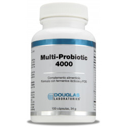 Multi-Probiotic 4000 100 cápsulas