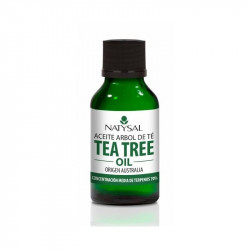 Aceite Esencial Tea Tree Oil 15 ml (arbol del té). Natysal