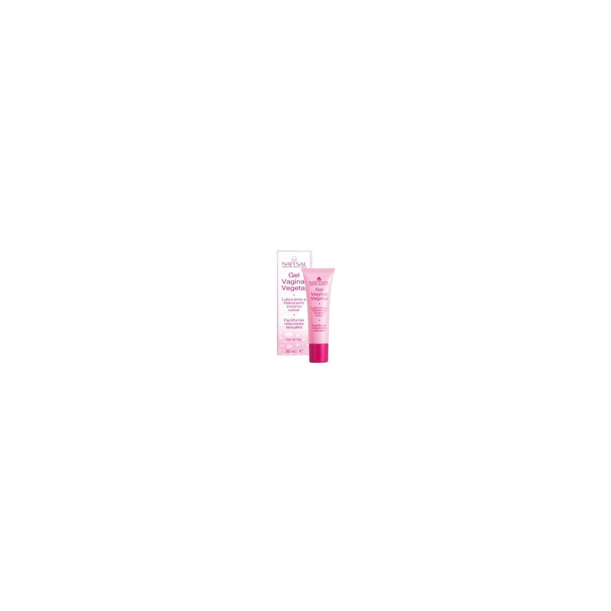 Gel Vaginal Vegetal 50 ml