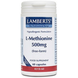 L-Metionina 500mg