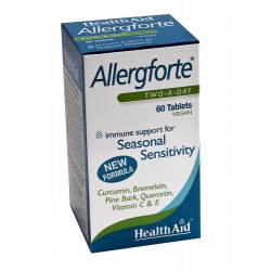 Allergforte® 60 comp. HealthAid