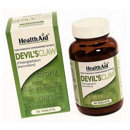 Harpagofito 60 comp. (Devil's claw) HealthAid