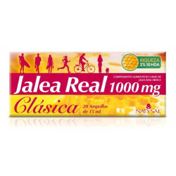 Jalea Real Cásica 20 Ampollas/15 ml