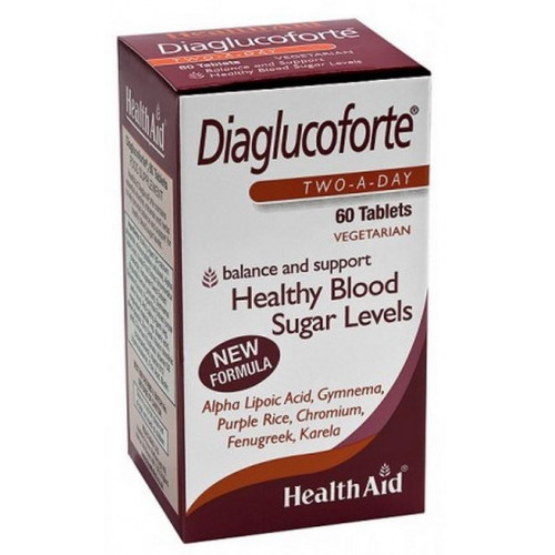 Diaglucoforte 60 comp. HealthAid