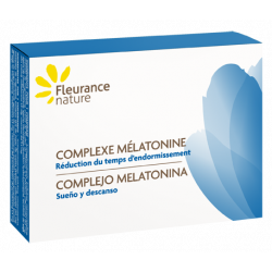 Complejo melatonina 30 Comp. Fleurance Nature