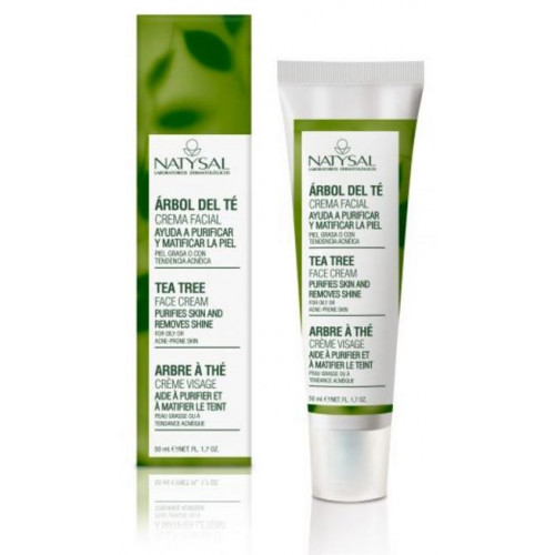 Tea Tree Emulsion 50 ml (arbol del té)